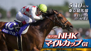 【NHKマイルカップ 2015】有力馬最終追い切り評価と最適な軸馬予想